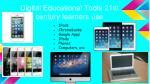 digital educational tools 21st century learners use