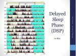delayed sleep phase dsp