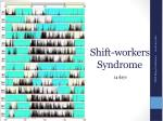 shift workers syndrome