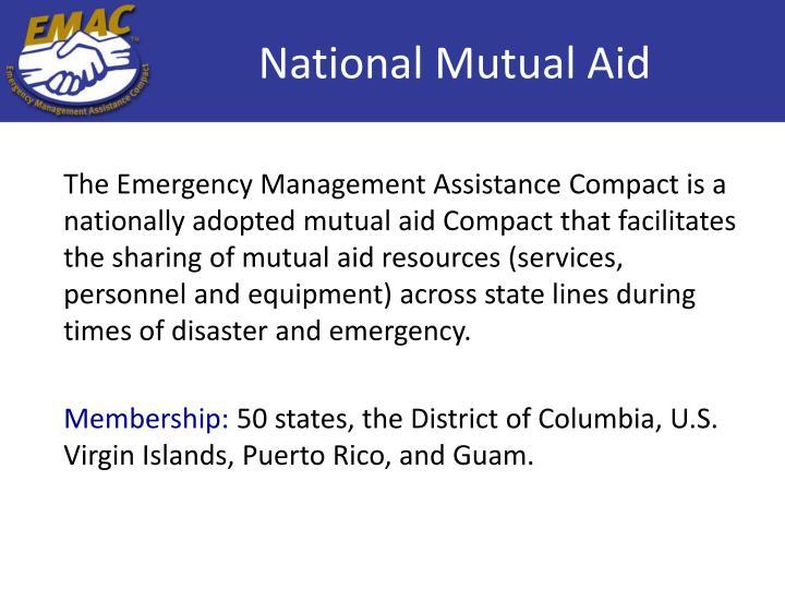 National mutual aid