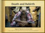 death and rebirth