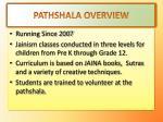 pathshala overview