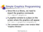 simple graphics programming1