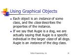 using graphical objects1