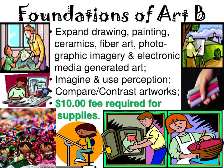 Foundations of Art B