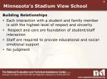 minnesota s stadium view school4