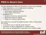 pbis in secure care