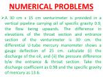 numerical problems2
