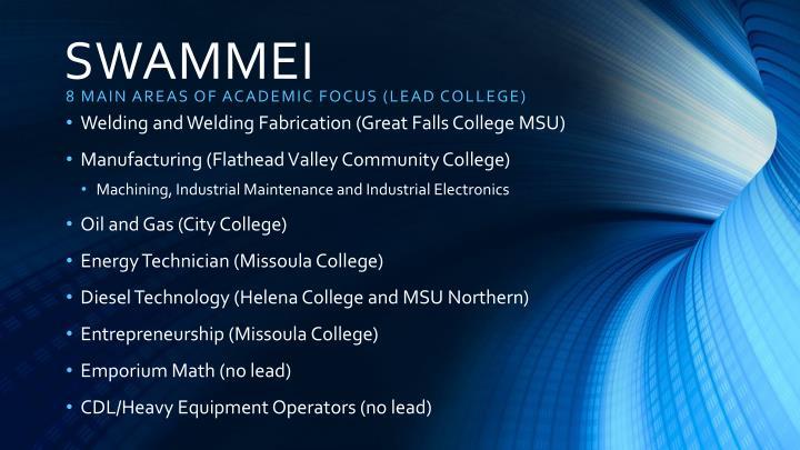 Welding and Welding Fabrication (Great Falls College MSU)