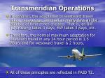 transmeridian operations1