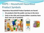 hhps household hazardous product symbols