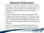 network performance1