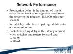 network performance15