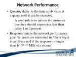 network performance16
