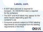 labels cont1