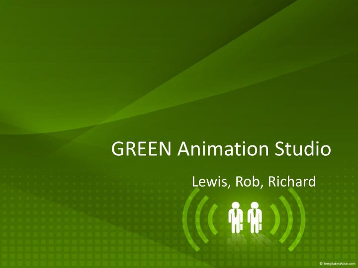 green animation studio n.