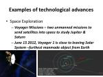 examples of technological advances2