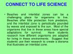 connect to life science
