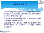 ageing well 2