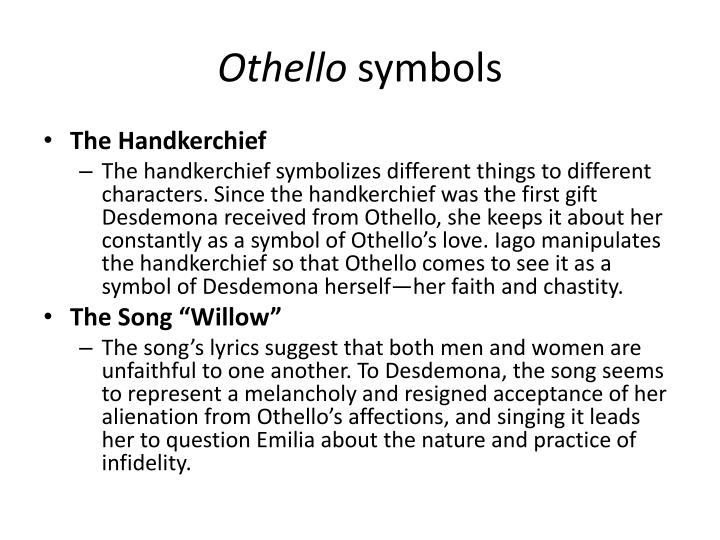 the significance of language in othello