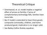 theoretical critique