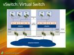 vswitch virtual switch