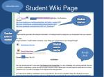 student wiki page