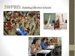 swpbis building effective schools