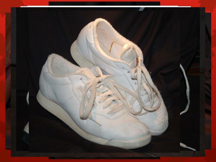 Empty Shoes