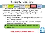 solidarity application
