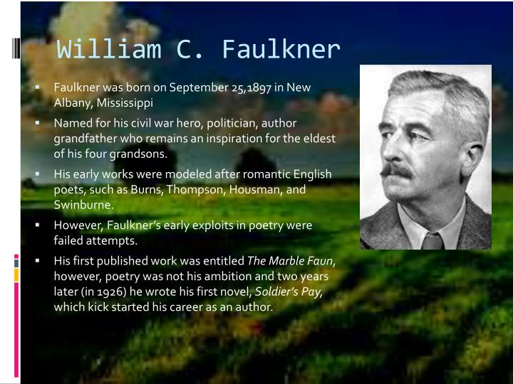 william faulkner light in august pdf