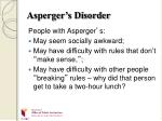 asperger s disorder1