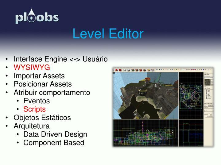 Level Editor