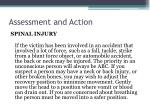 assessment and action2
