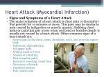 heart attack myocardial infarction1