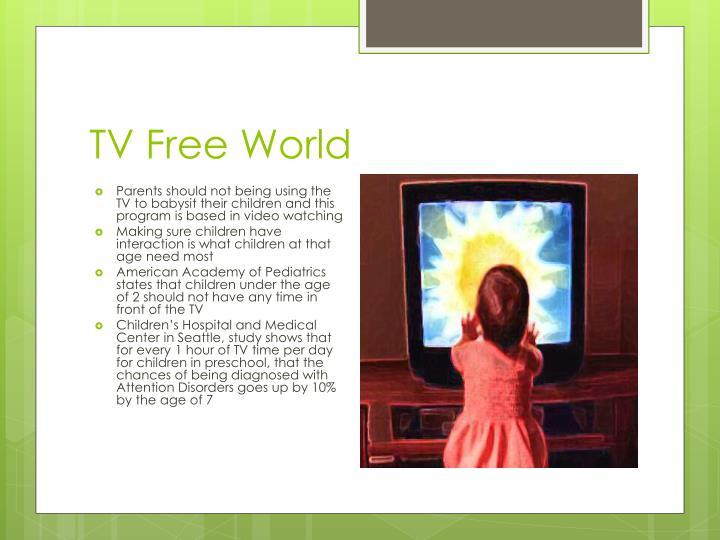 TV Free World