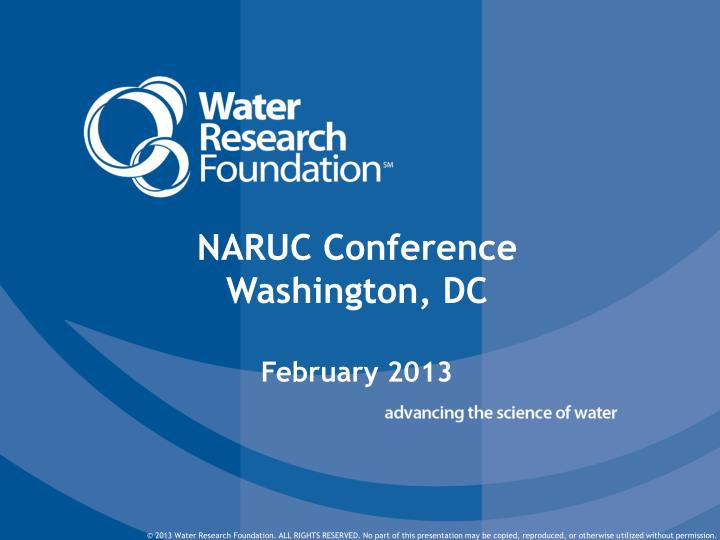 NARUC Conference