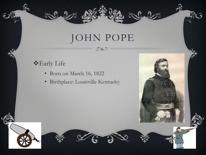 John Pope