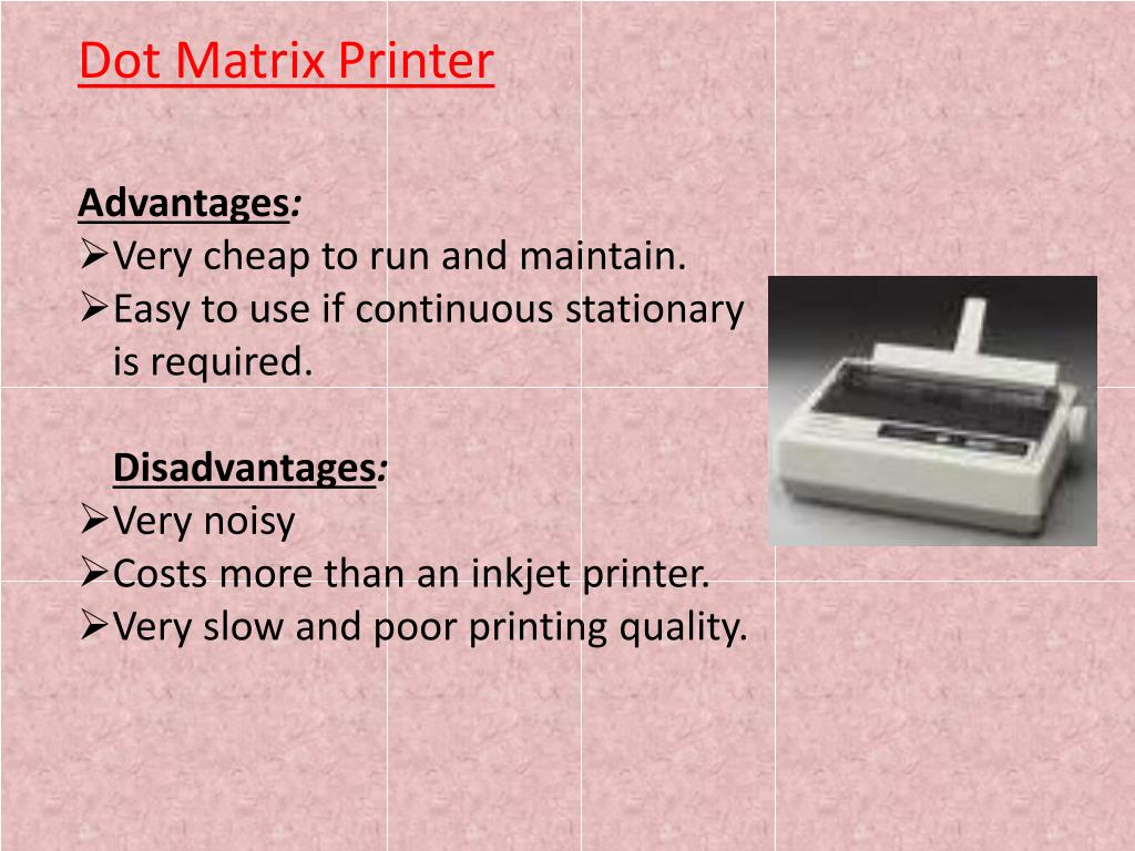 PPT - OUTPUT DEVICES PowerPoint Presentation - ID:1593612