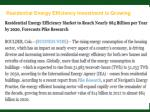 residential energy efficiency investment is growing