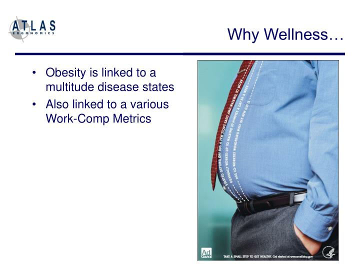 Why Wellness…