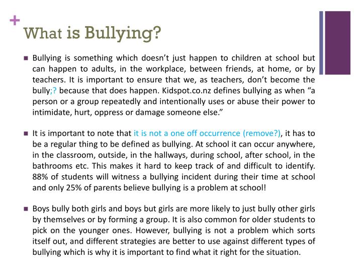 bullying and brave person look You like who will help stand up to bullying behavior stand tall and be brave when you're scared of another person, you're  look the bullying person in the.