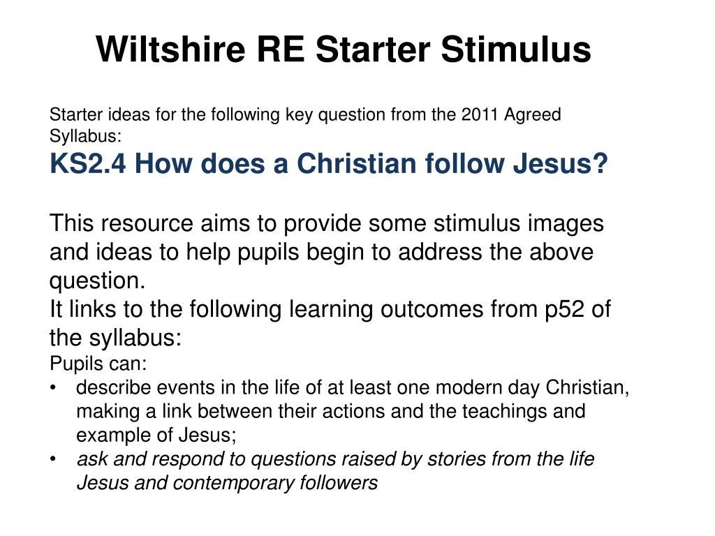 ppt - wiltshire re starter stimulus starter ideas for the following