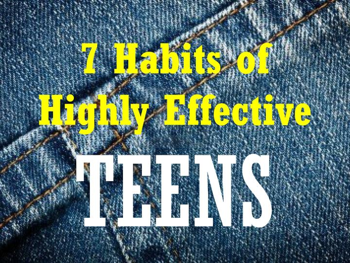 7 habits of highly effective n.