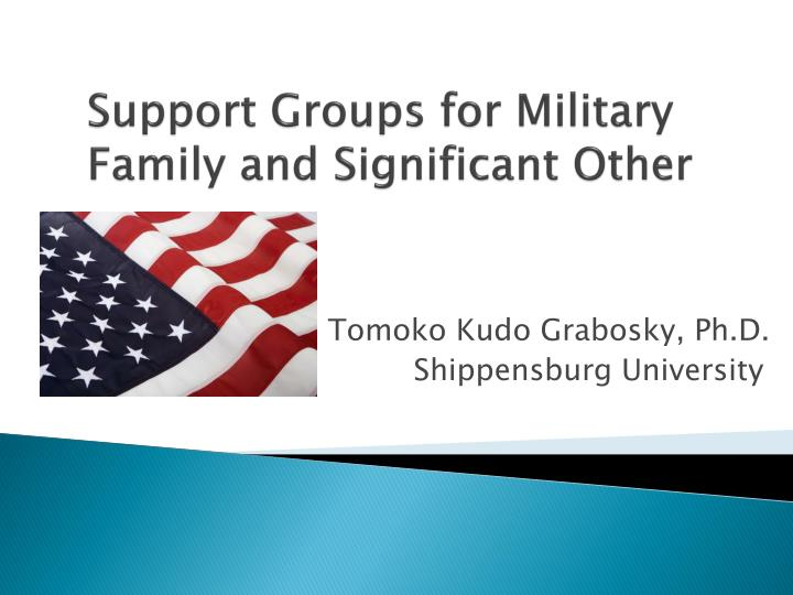 support groups for military family and significant other n.