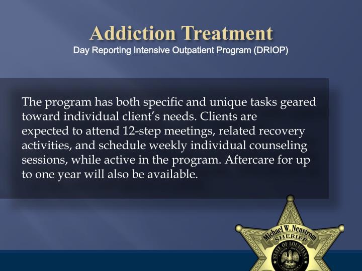 Addiction Treatment
