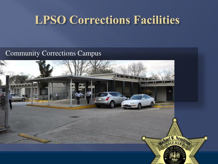 Community Corrections Campus