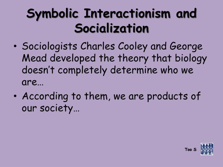 symbolic interactionism to gangs The symbolic interactionist perspective of sociology views society as a product of everyday social interactions of individuals symbolic interactionists also study how people use symbols to create meaning.