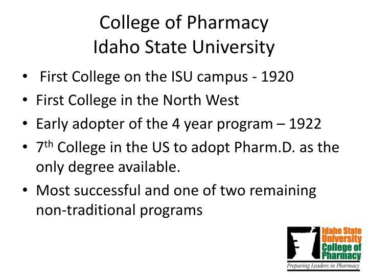 ppt - pharmacists, pharmacy and idaho powerpoint presentation - id, University Of Idaho Presentation Template, Presentation templates
