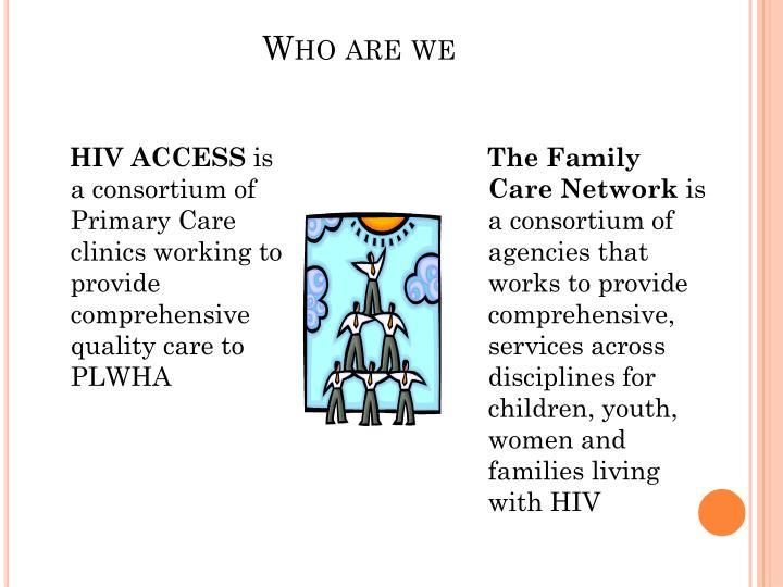 HIV ACCESS